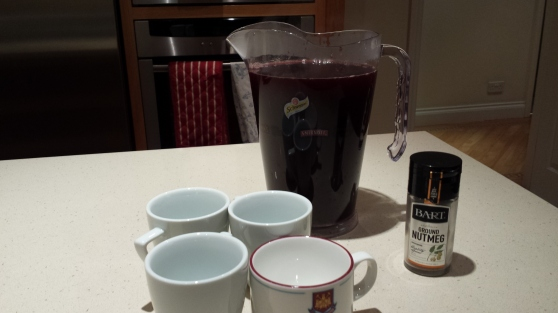 Russian Roulette - in lieu of a bullet, the disgraced West Ham mug